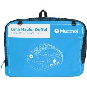 Marmot Long Hauler Duffel XL, azul